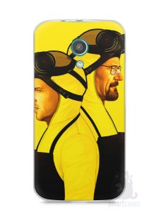 Capa Moto G2 Breaking Bad #10