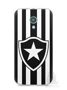 Capa Moto G2 Time Botafogo #1