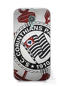 Capa Moto G2 Time Corinthians #1
