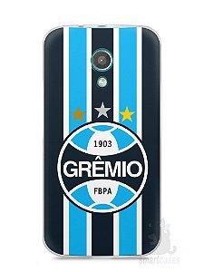 Capa Moto G2 Time Grêmio