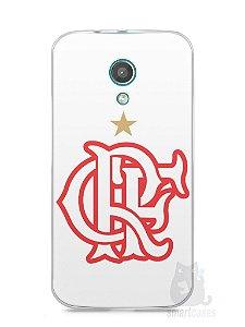 Capa Moto G2 Time Flamengo #3