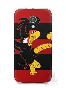 Capa Moto G2 Time Flamengo #5