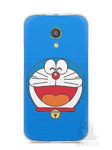 Capa Moto G2 Doraemon