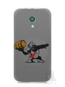 Capa Moto G2 Donkey Kong