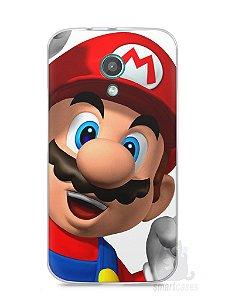 Capa Moto G2 Super Mario #1