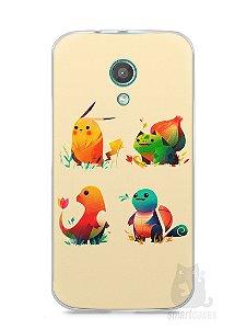 Capa Moto G2 Pokémon #1