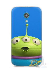 Capa Moto G2 Aliens Toy Story #1