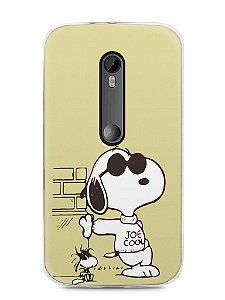 Capa Moto G3 Snoopy #4