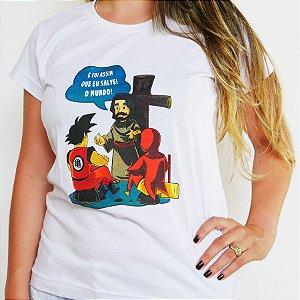 Baby Look - Jesus Salvador