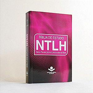 NTLH - Bíblia de Estudos