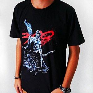 Camiseta 300 de Gideão Preta