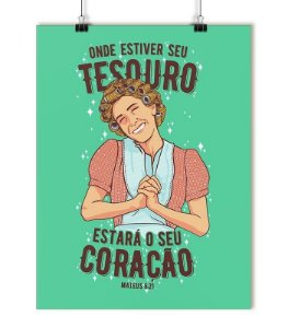 Poster - Dona Florinda
