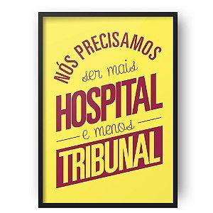 Poster - Mais Hospital