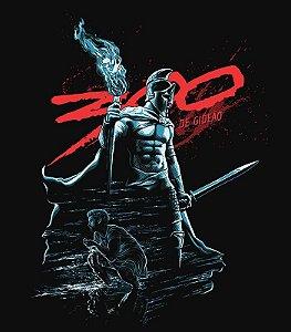 Camiseta - 300 de Gideão
