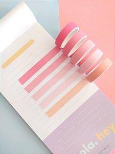 Washi Tapes Pink