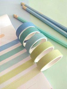 Washi Tapes Green