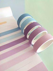 Washi Tapes Purple & Blue