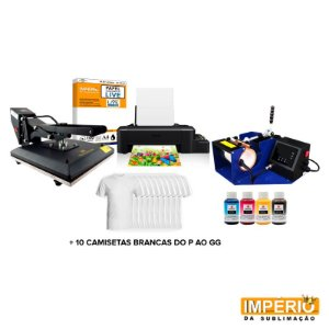 Kit sublimatico 38x38