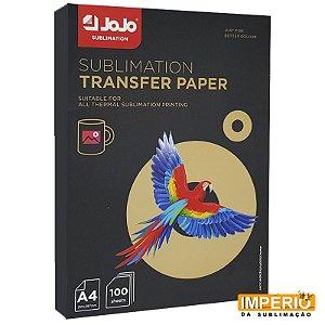Papel A4 JoJo 100g. para Sublimaçao - 100 folhas