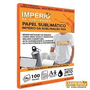 Papel Imperio Sublimatico 95g. - 100 folhas