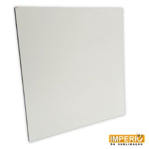 Placa de MDF 3mm 20x20 Quadrada