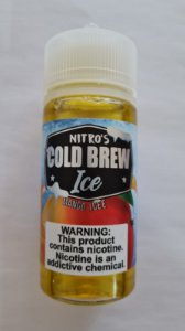 LÍQUIDO FREEBASE MANGO ICE - COLD BREW