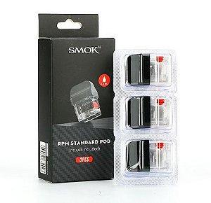 POD ( CARTUCHO ) REPOSIÇÃO RPM STANDART ( SEM COIL ) - SMOK