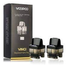 Cartucho de Reposição (Pod) Vinci 2 e Vinci X 2 (Sem Coil) - Voopoo
