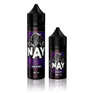 Líquido Juice Vape Secrets of Nay – Açaí Berry