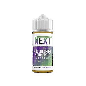 Muscat Grape sour Apple menthol - NEXT