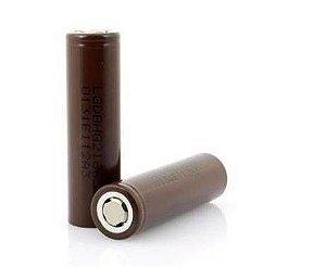 Bateria 18650 LG (Chocolate) 3.6V 3.00MAH