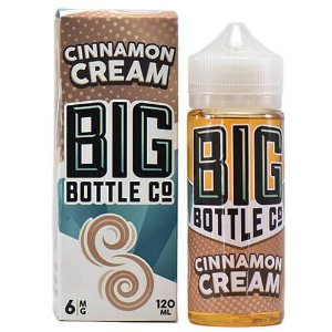 E-Liquid Cinnamon Cream Big Bootle Co.