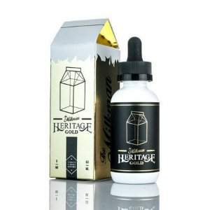 E-Liquid Gold Milkman Heritage