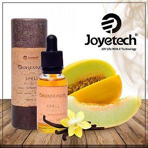 E-Liquid Melão e Vanilla Sorcerer Spell Joyetech
