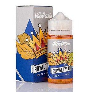 Líquido Royalty II Vapetasia