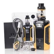Kit Switcher com tanque NRG - Vaporesso