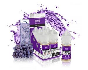 E-Liquid GLAS Salt Nicotine - Grape Drink