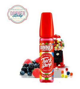 E-Liquid Dinner Lady - Tuck Shop - Sweet Fusion