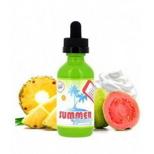 E-Liquid Dinner Lady - SUMMER HOLIDAYS - Guava Sunrise