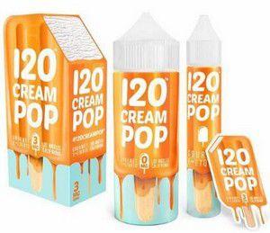 E-Liquid 120 POP - CREAM