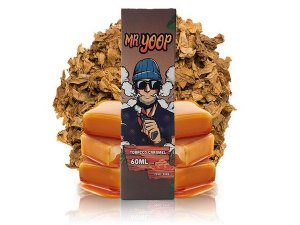 E-Liquid MR.YOOP - TOBACCO CARAMEL