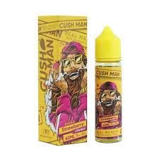 E-LIQUID NASTY JUICE - CUSH MAN - STRAWBERRY MANGO