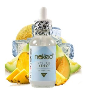 LÍQUIDO NAKED 100 - POLAR BREEZE