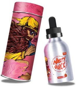 E-LIQUID NASTY JUICE - TRAP QUEEN - YUMMY FRUITY SERIES