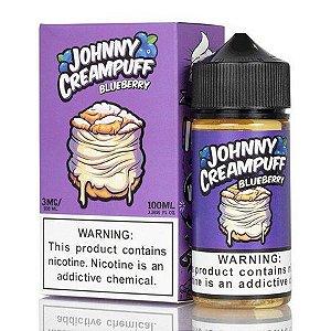 E-Liquid JOHNNY CREAMPUFF - BLUEBERRY