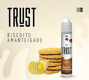 E-LÍQUID TRUST - BISCOITO AMANTEIGADO