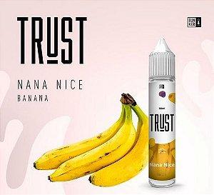 E-LÍQUID TRUST  - NANA NICE - BANANA