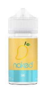 LÍQUIDO NAKED 100 - BASIC ICE - MANGO