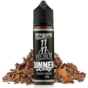 LÍQUIDO DINNER LADY - FELON 11 STRAIGHT TOBACCO