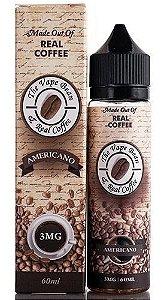 LIQUIDO THE VAPE BEAN & REAL COFFEE - AMERICANO